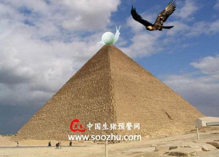 中国金字塔是在哪个国家
