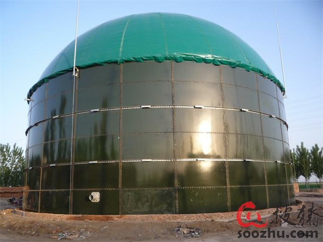 养猪场沼气池|产品中心|河南青奎环保设备能源工程